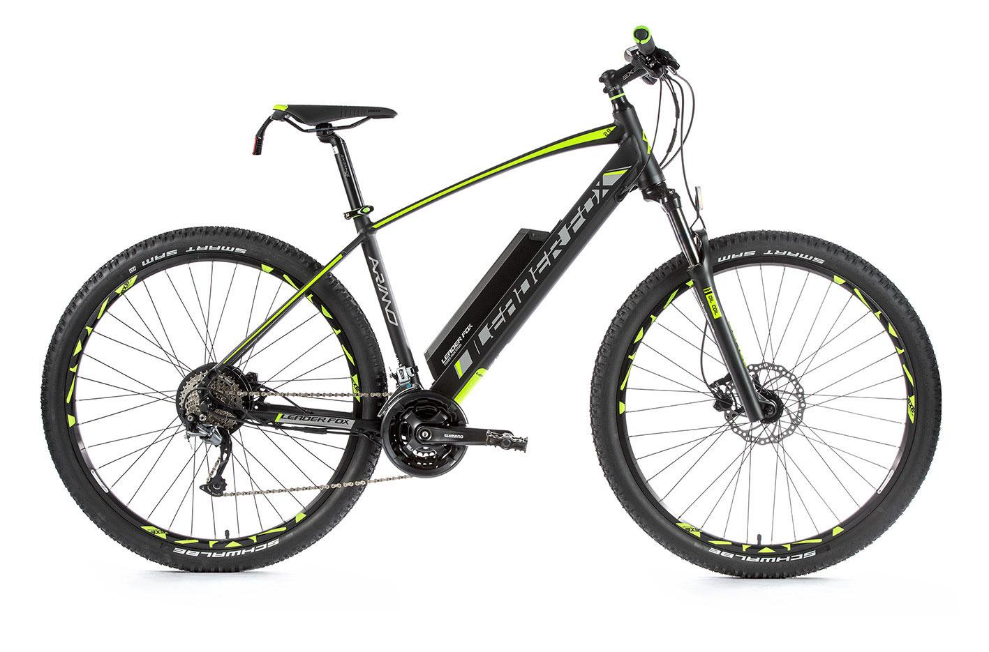 E-bike MTB 29