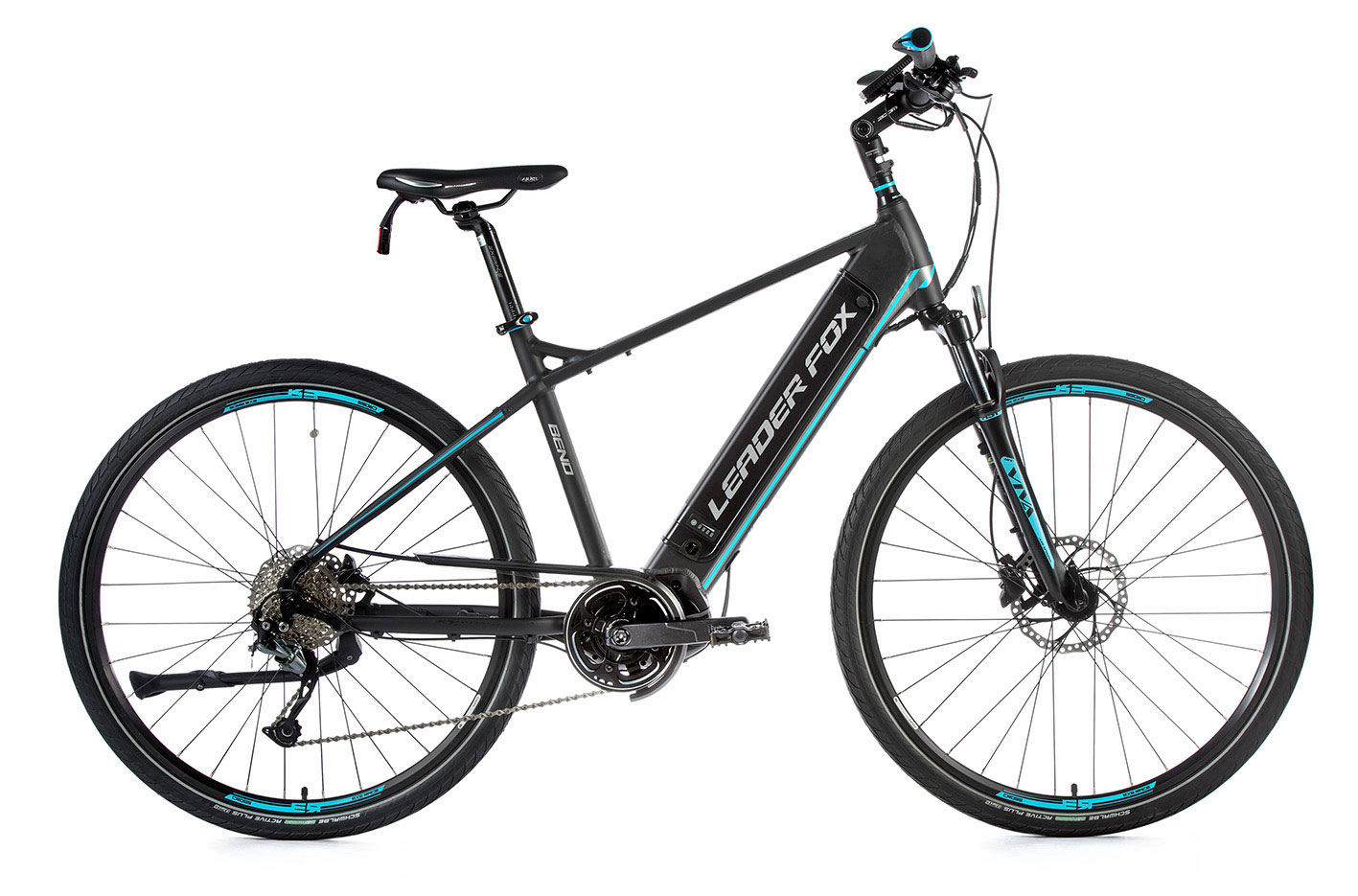 Cross E-bike Leader Fox BEND Gent, 2019