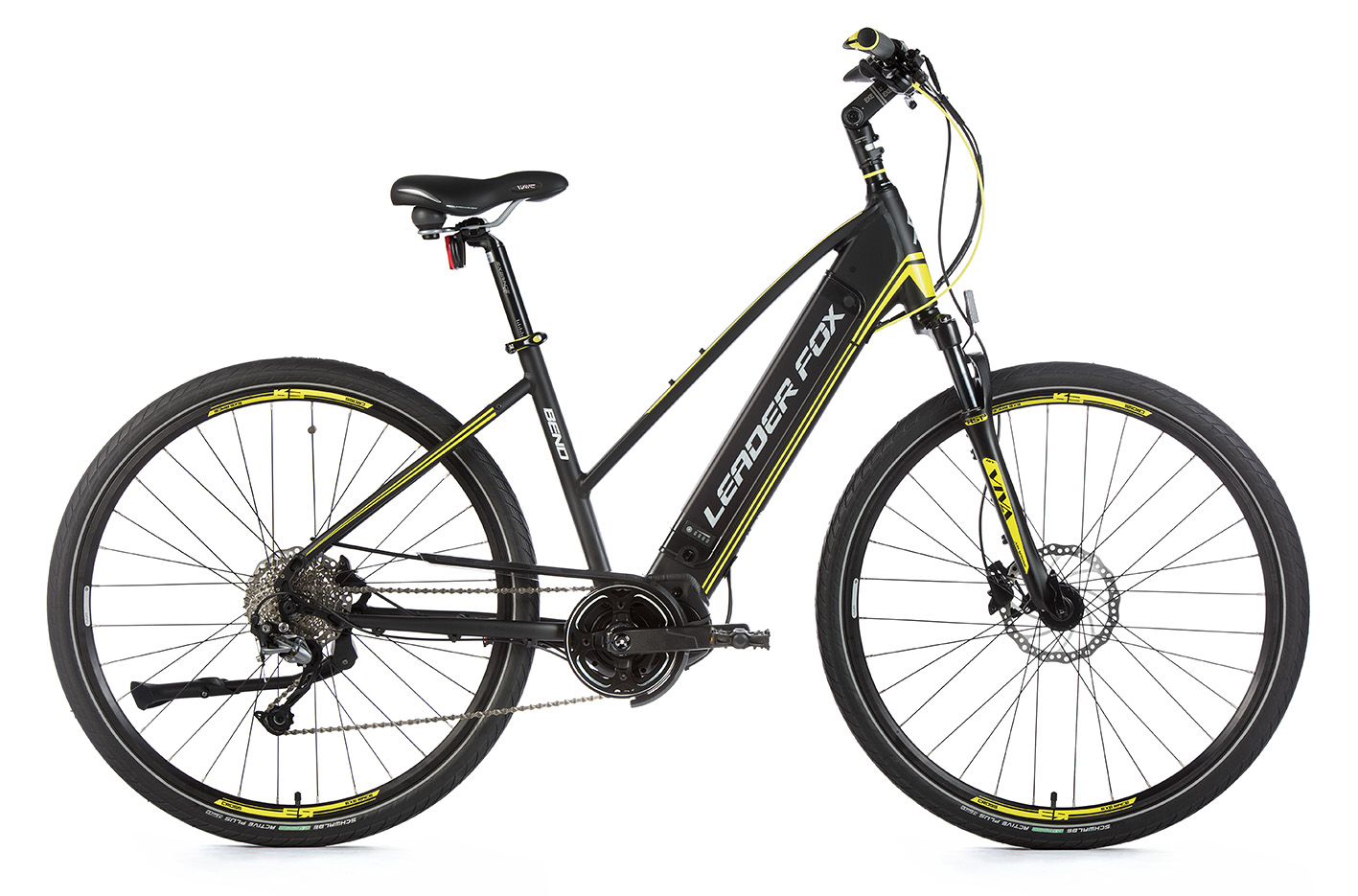 Cross E-bike Leader Fox BEND Lady, 2019