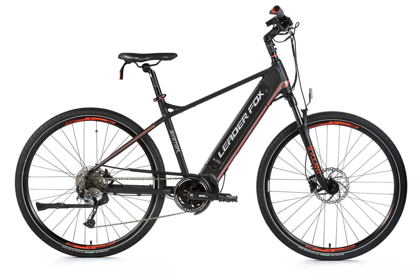 Cross E-bike Leader Fox EXETER Gent, 2019