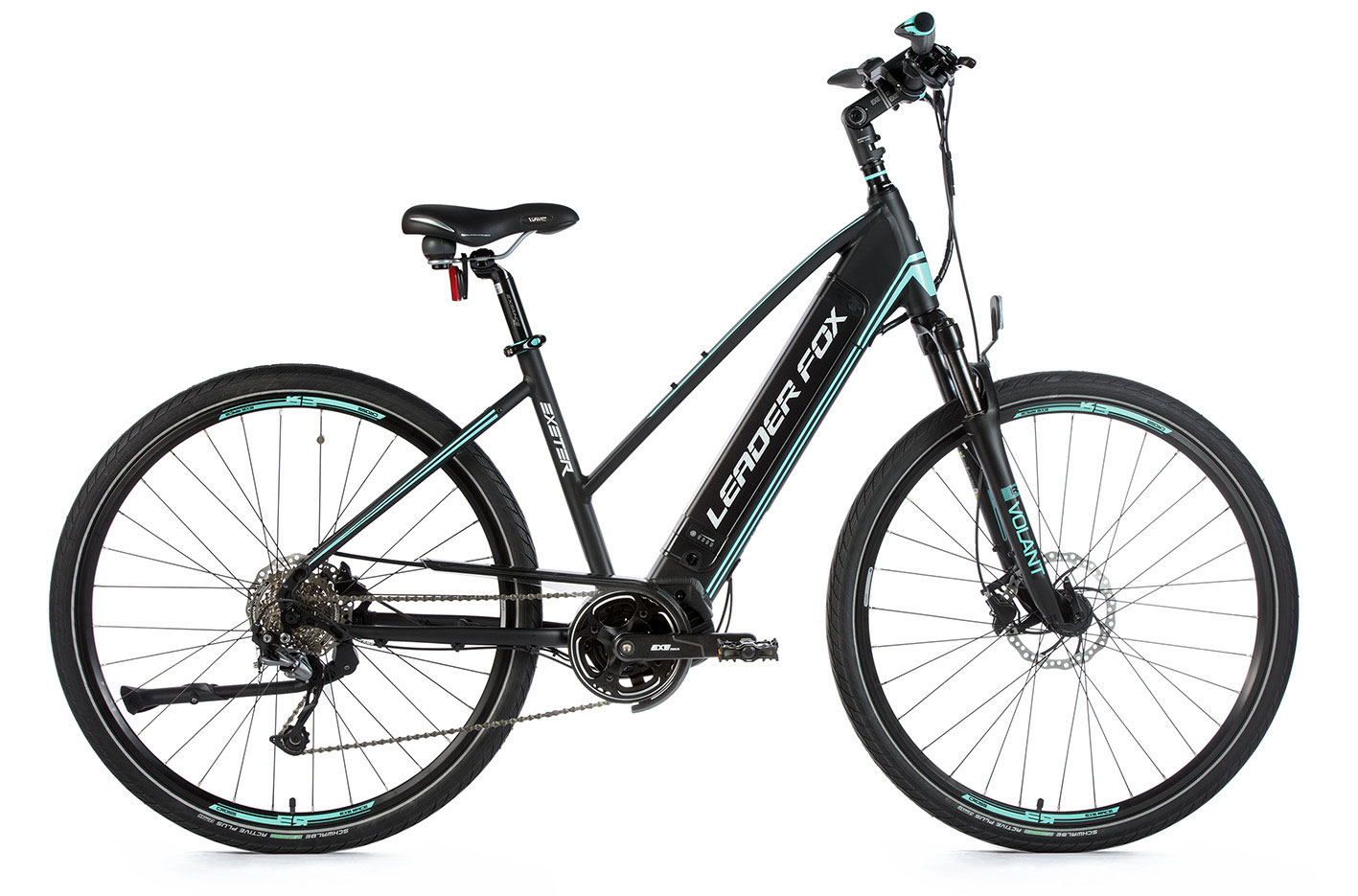 Cross E-bike Leader Fox EXETER Lady, 2019