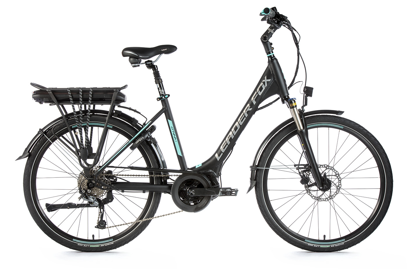 City E-bike Leader Fox VIVALO, 2019