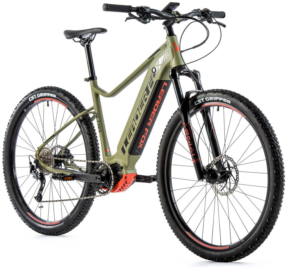 E-bike MTB Leader Altar 29 inch, 2020