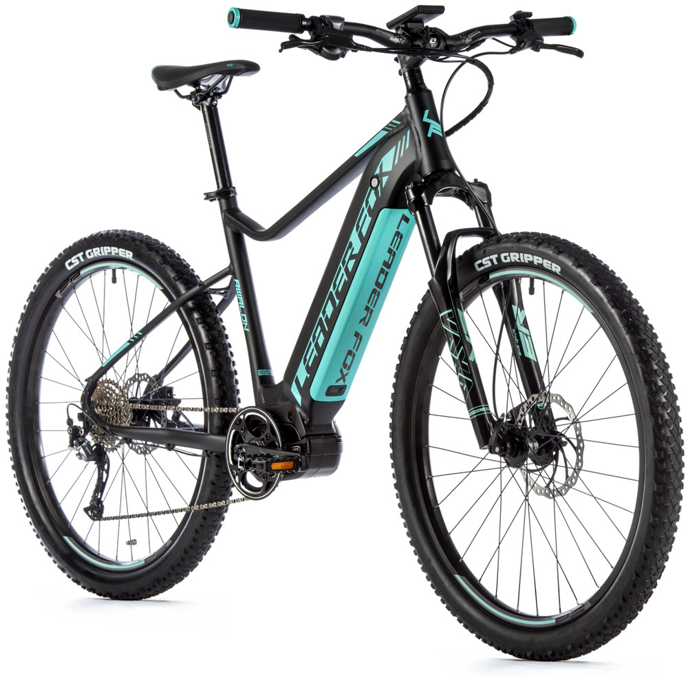 E-bike MTB Leader Fox Awalon Gent 27.5 inch, 2020