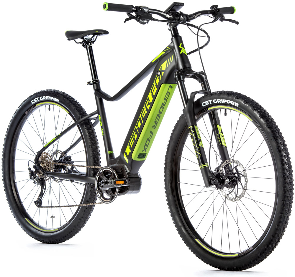 E-bike MTB Leader Fox Awalon Gent 29 inch, 2020