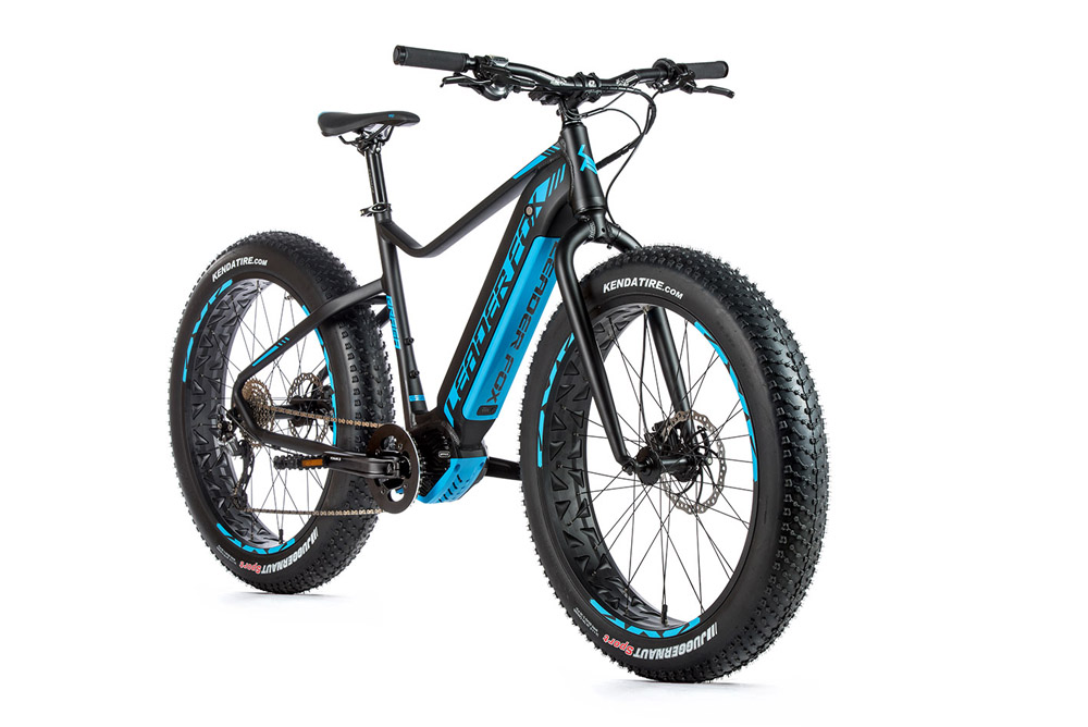 E-bike FAT Leader Braga, 2020