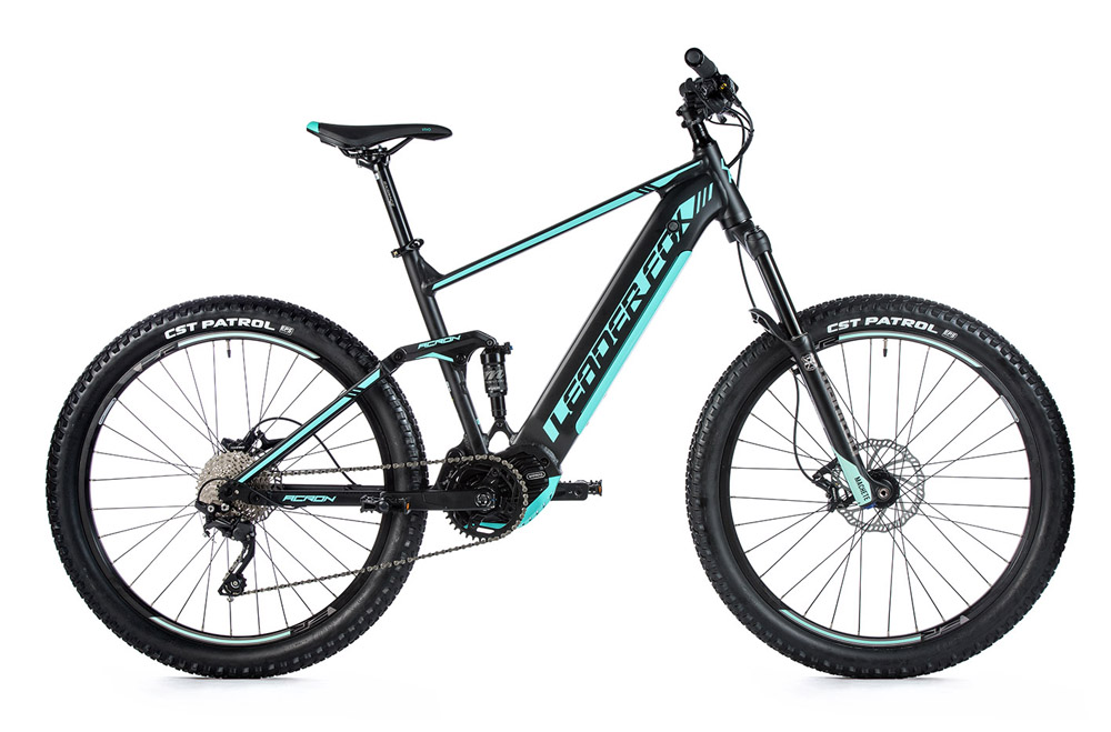 E-bike MTB Leader Fox Acron 27,5 inch, 2020