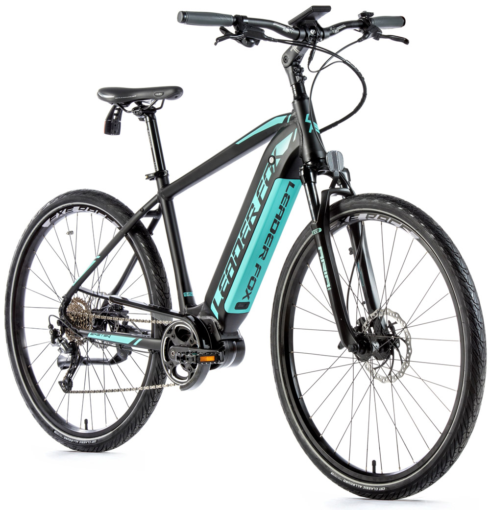 E-bike Cross Leader Fox Exeter Gent, 2020