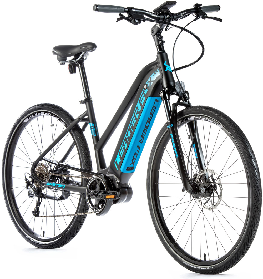 E-bike Cross Leader Fox Exeter Lady, 2020