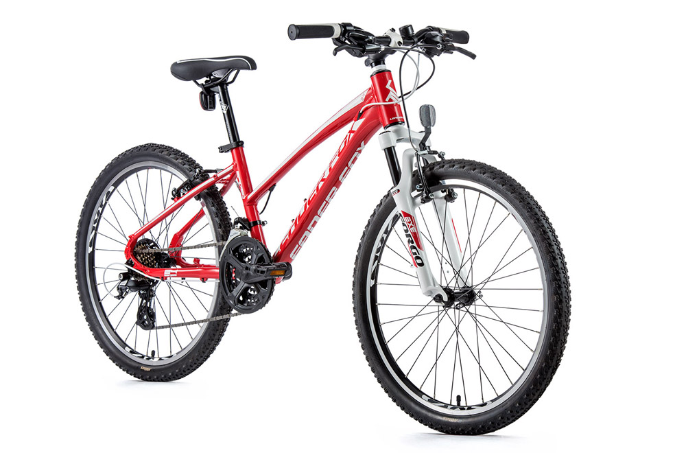 MTB 24 inch Leader Fox Spider Girl, 2020