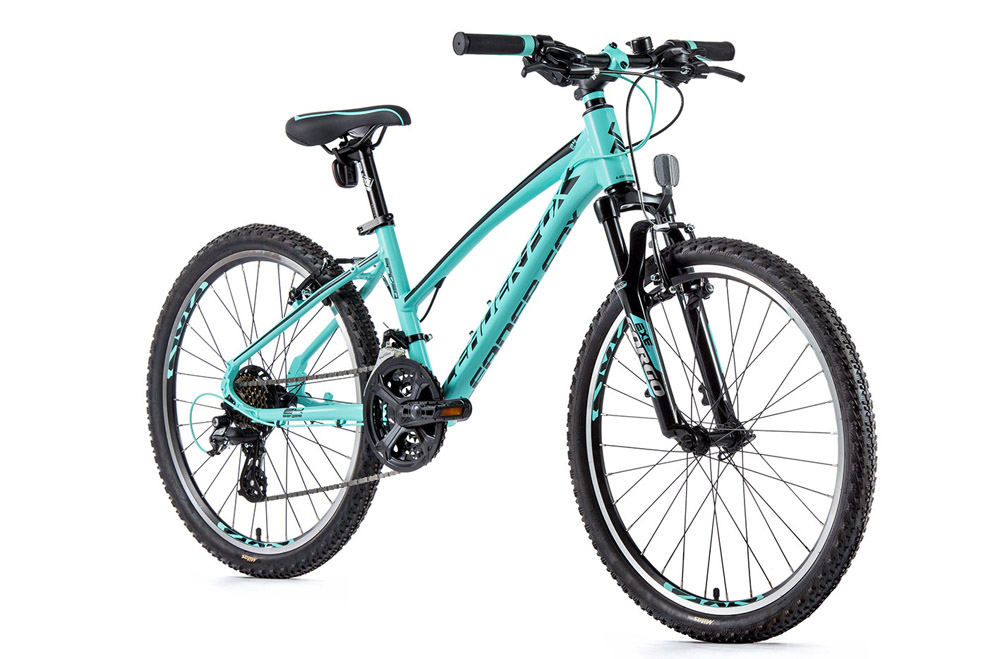 MTB 24 inch Leader Fox Spider Boy, 2020