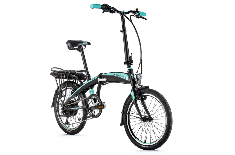 E-bike Folding Leader Fox Tifton, 2020