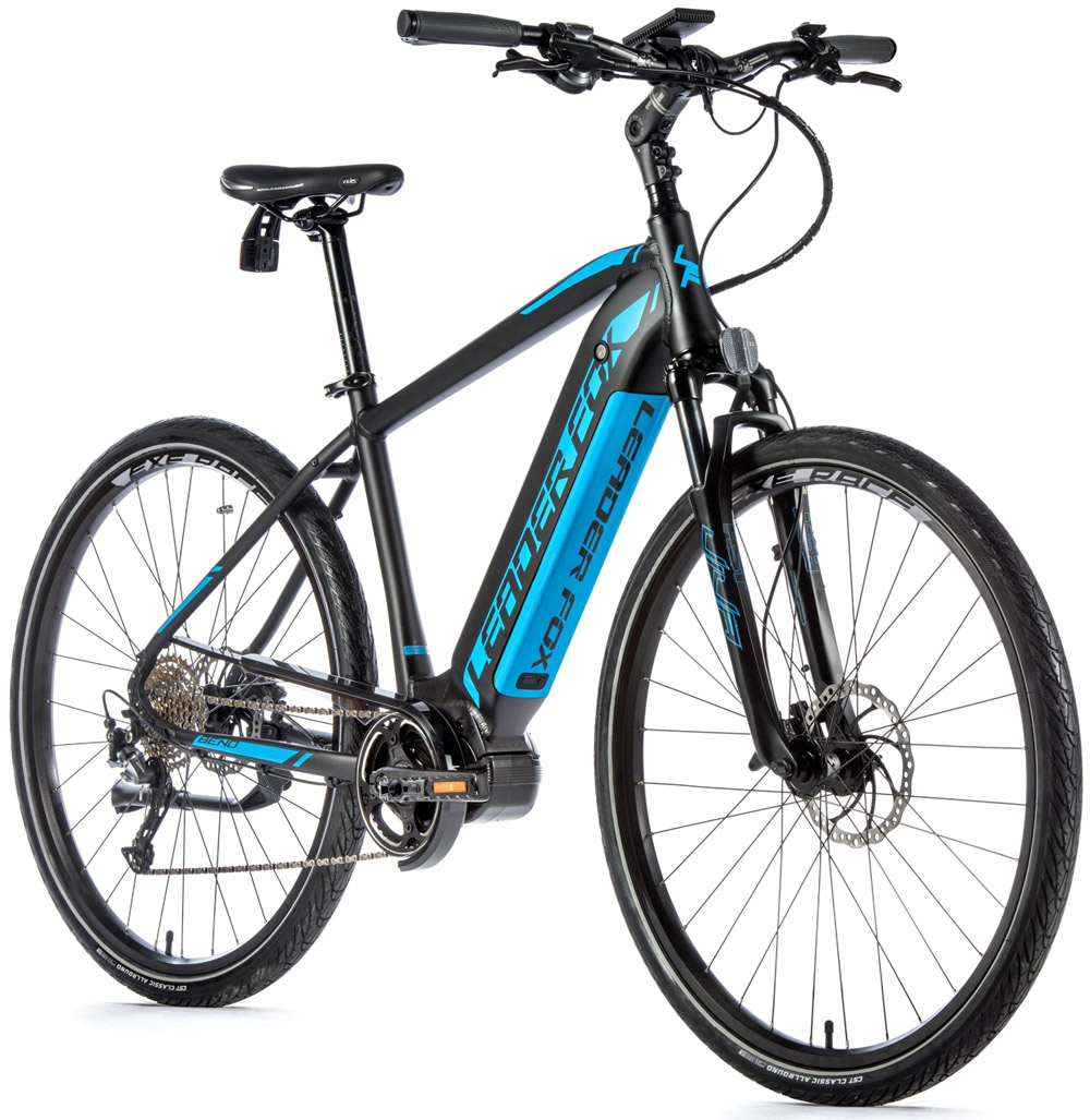 E-bike City Leader Fox Bend Gent, 2020