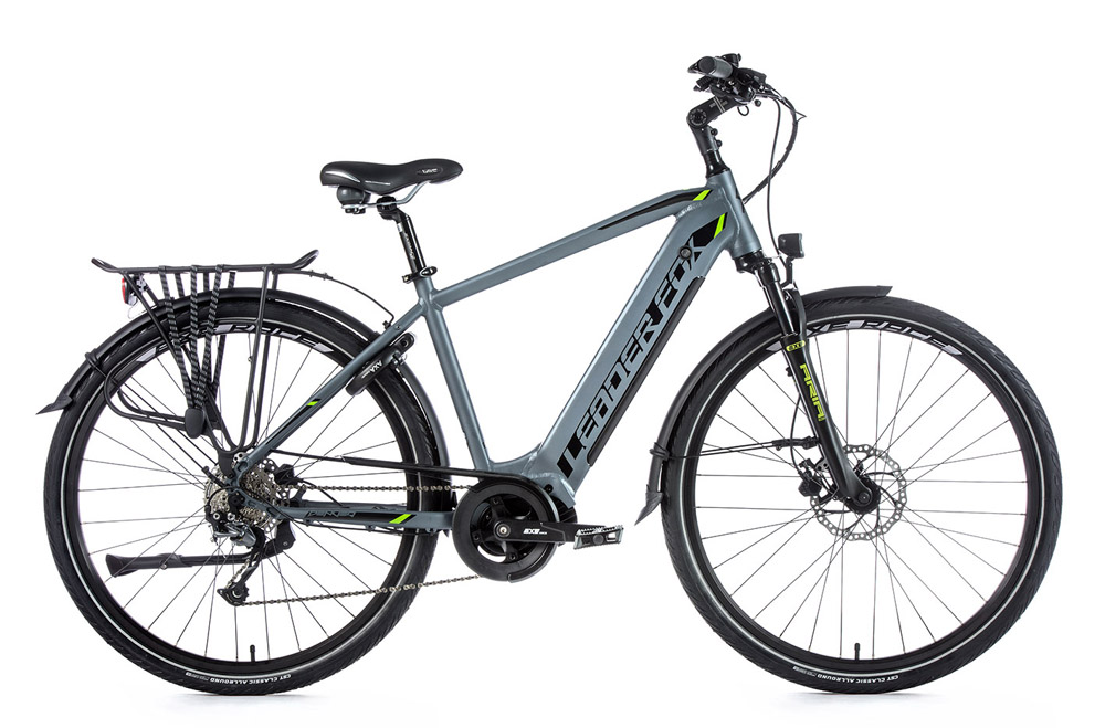 E-bike Trekking Leader Fox Denver Gent, 2020