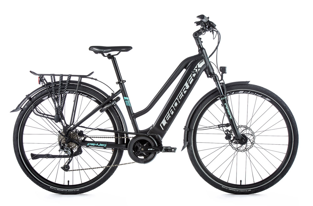 E-bike Trekking Leader Fox Denver Lady, 2020