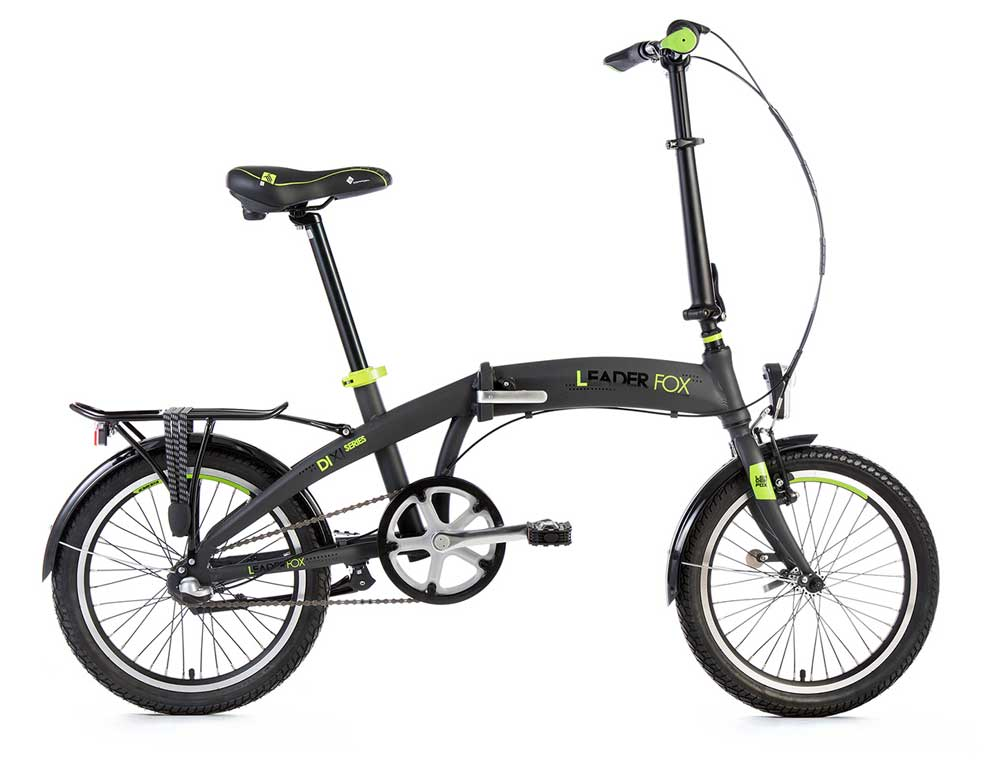 Folding bike Leader Fox Dixi