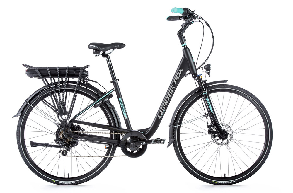 E-bike City Leader Fox Induktora, 2020