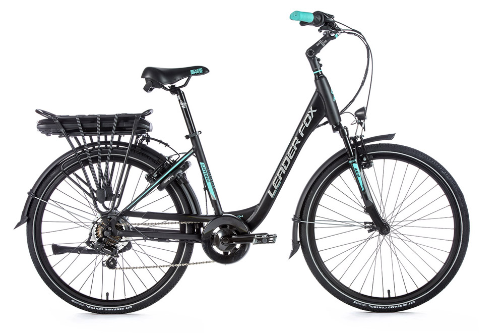 E-bike City Leader Fox Latona, 2020
