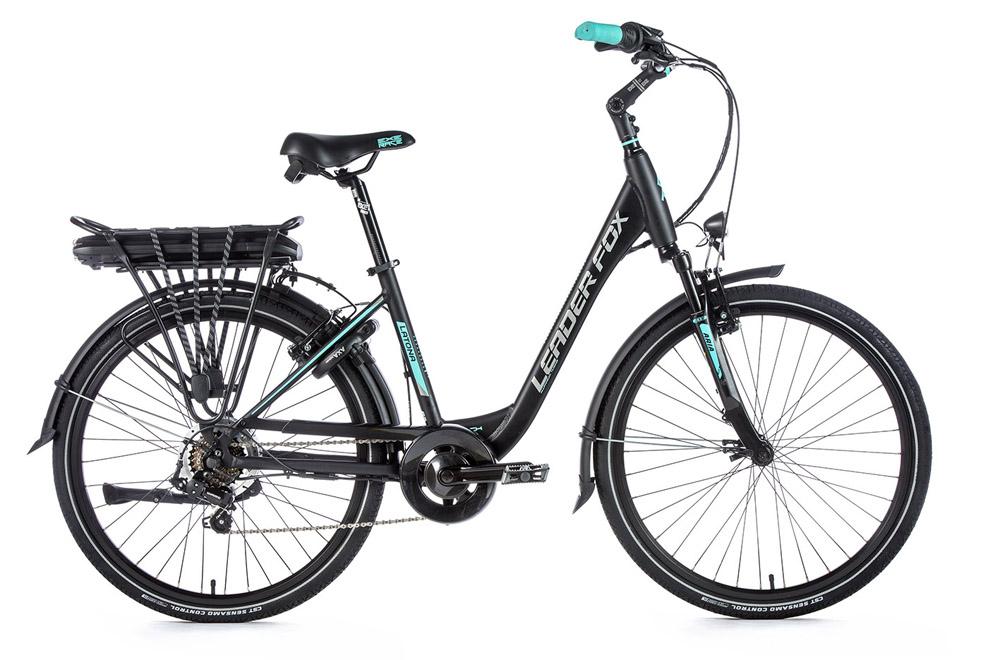 E-bike City Leader Fox Latona, 2020