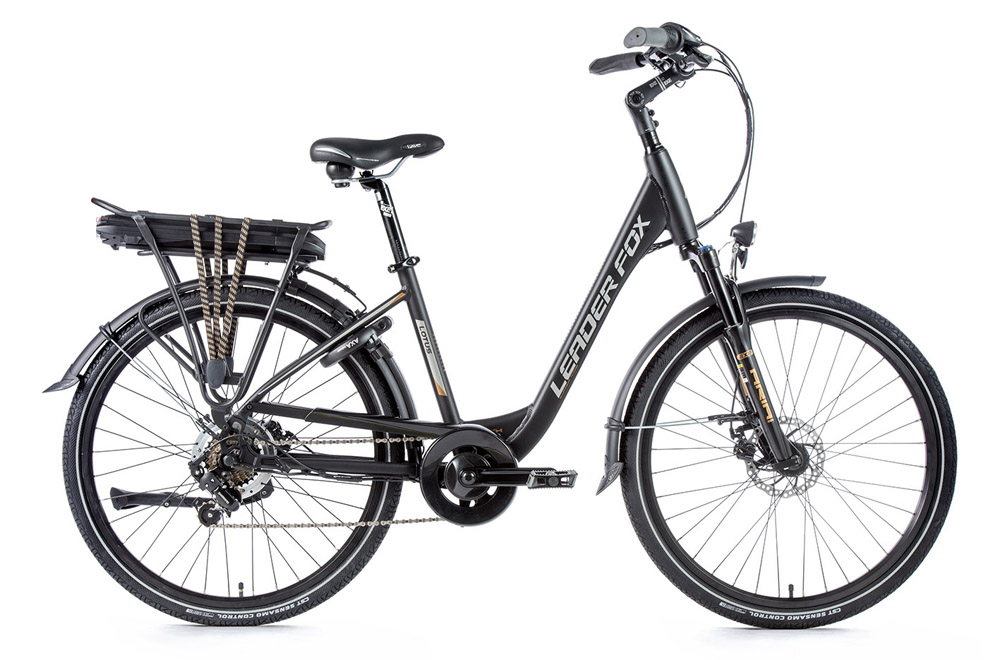 E-bike City Leader Fox Lotus, 2020