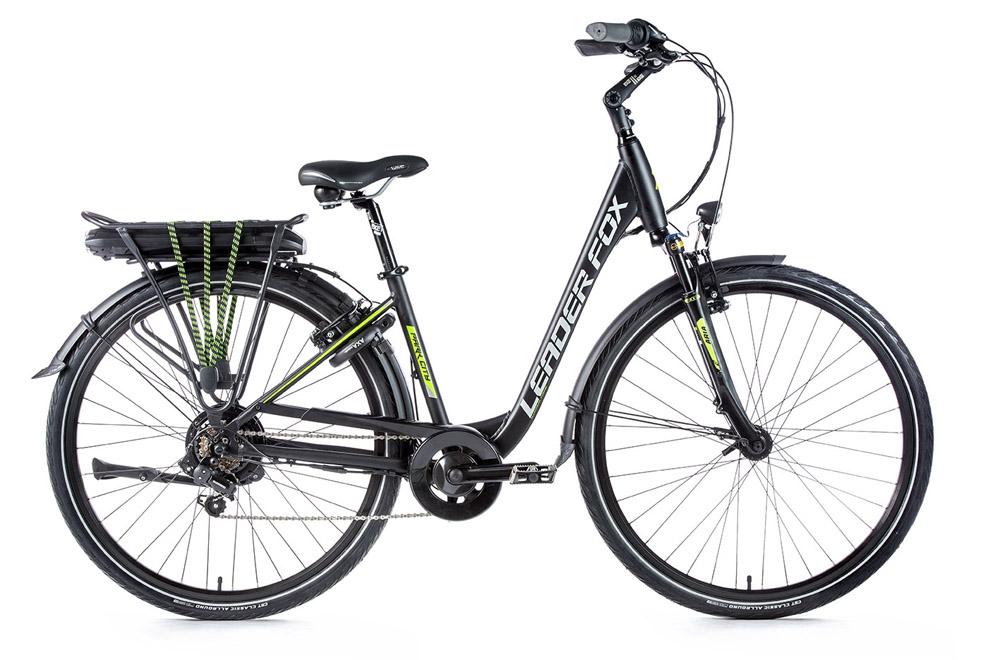 E-bike City Leader Fox Park, 2020