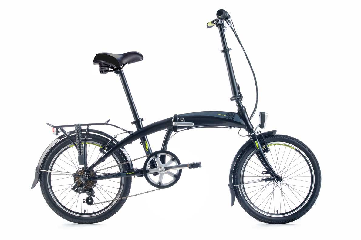 Folding bike Leader Fox Urby