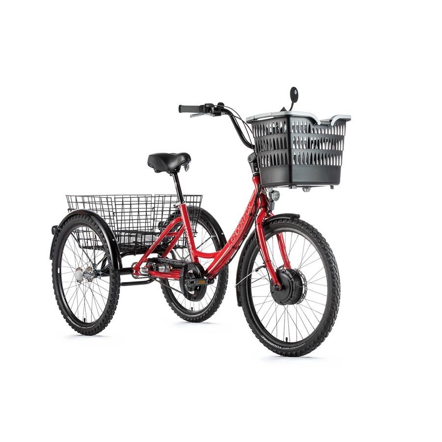 Tricicleta electrica Leader Fox Lovelo